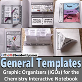 Graphic Organizers for the Chemistry Interactive Notebook
