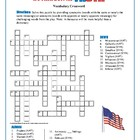 Nothing But the Truth: Synonym/Antonym Vocabulary Crossword--Fun!