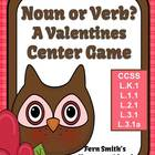 Noun or Verb A Valentines Day Packet