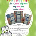 Nouns, Verbs, Adjectives: A Flip Book and Anchor Charts