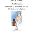 Novel Ideas - Rick Riordan's Percy J. & the Oly. The ... t
