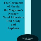 Novel Literature Unit Study and Lapbook: The Magicians Nep