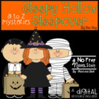 Novel Study-A to Z Mysteries Sleepy Hollow Sleepover-Color