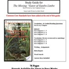Novel Study Guide for Missing 'Gator of Gumbo Limbo with Extras