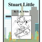 Novel Study, Stuart Little (by E.B. White) Study Guide