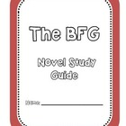 Novel Study for The BFG