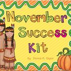 November Success Kit:  Great for RTI