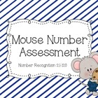Number Assessment to 120