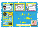 Number Bond Activity Bundle