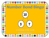 Number Bond Bingo!