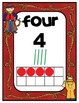 Number Charts- 0-20 Cowboy Theme
