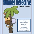 Number Detectives: A Number Sense Game