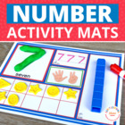 Number Mats: Early Math Concepts for Preschool and ECE