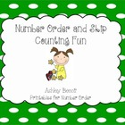 Number Order and Skip Counting Fun