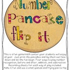 Number Pancke Flip It!  1-50