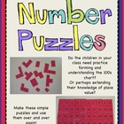 Number Puzzles - 100s Chart