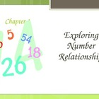 Number Relationships Powerpoint