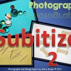 Number Sense - Subitize with Photographs Set 2 (Conceptual)