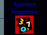 Number Sequence (PowerPoint) For Elementary