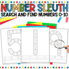 Number Sleuth for Kindergarten