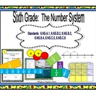 Number System:  Fractions, Decimals, GCF & LCM, Integers&