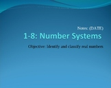 Number Systems Notes