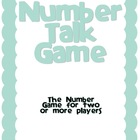 """Number Talk"" Game"