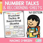 Number Talks for 1st and 2nd Grade