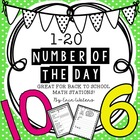 Number of the Day Pack 1-20
