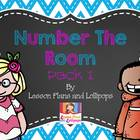Number the Room Pack 1