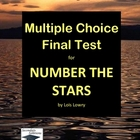 Number the Stars Multiple Choice Final Test