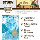 Number the Stars {Novel Study, Picture Dictionary, & Antiq