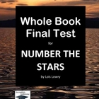 Number the Stars Whole Book Final Test