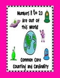 Numbers 11-20: Counting and Cardinality: Number Talk Guide