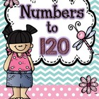 Numbers to 120 Grids- First Grade Common Core