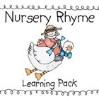Nursery Rhyme Learning Pack