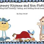 Nursery Rhymes and Non-Fiction