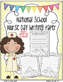Nurse's Day Writing Paper