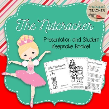 Nutcracker Presentation and Activity (With video examples!)