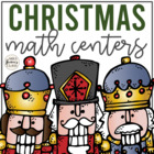 Nuts About Nutcrackers! {math activity pack}