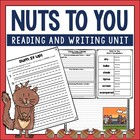 Nuts to You Guided Reading Unit by Lois Ehlert Squirrels Fall