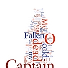 """O Captain, My Captain"" Whitman Poem Analysis and Art Prints"