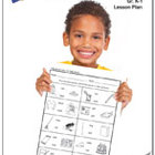 "Long ""a""  Vowel Lesson Plan K-1"