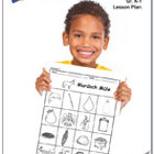 "Long ""u"" Vowel Lesson Plan K-1"