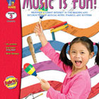 Music Is Fun! (Grade 3) (Enhanced eBook)