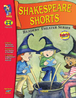 Shakespeare Shorts - Readers' Theatre  **Sale Price $9.09