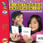 Sight Words and Phonics Book 3 (Enhanced eBook)