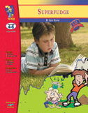 Superfudge Lit Link: Novel Study Guide  **Sale Price $7.69
