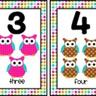 OWLS {Number Strip}