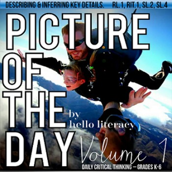 """Describing & Inferring Details with Picture of the Day: Reading Photos """"Closely"""""""